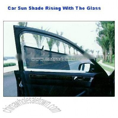 Car Automatic Sun Shade