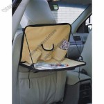 Car Back Seat Tray