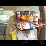 Car Backseat Drink / Food Holder and Tray