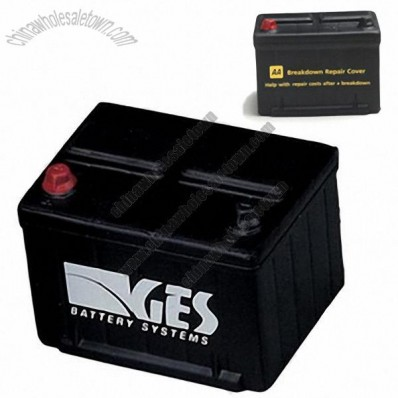 Car Battery Stress Balls