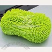 Car Cleaning-Chenille Sponge