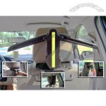 Car Clothes Rack & Safety Handle