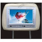 Car DVD 7 Inch Headrest TFT LCD Monitor with TV Function
