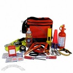 Car Emergency Kit With Fire Extinguisher