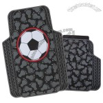 Car Mats With Football Design