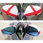 Car Mirror Flag Coat