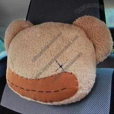Car Neck Pillow - Provides Superior Sleep Supports, Helps Minimize Sore Necks
