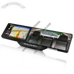 Car Rearview Mirror + GPS Navigator (5