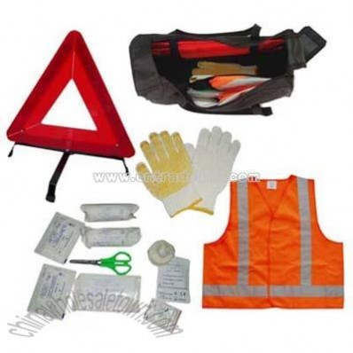 Car Safet Kit 3 in 1