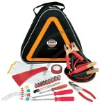 Car Safety Kit in Triangle Bag