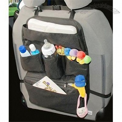 Car Seat Back Caddy