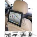 Car Seat Headrest Mount for ipad 2 with Cover