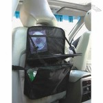 Car Seat Organizer with Laptop Tray