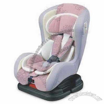 Car Seat with 5 Points Safe Belt Harness System for Up to 4 Years Old Baby