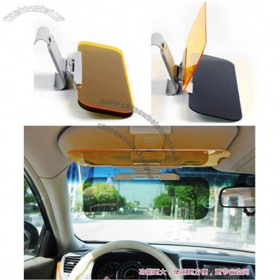 Car Shield Flip Auto Sunglasses Sunshade Goggles Cover Sun Visor Clip