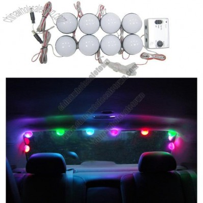 Car Sound Control Decorative Light