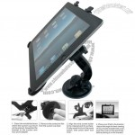 Car Suction Cup Mount for iPad 2
