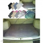 Car Trunk Mat and 4 Pieces Universal Auto Mats
