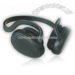 Car Use IR Wireless Headphone
