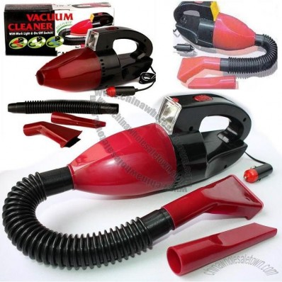Car Vacuum Cleaner With Powerful Search Light