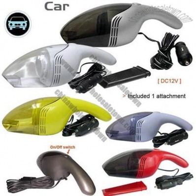 Car Vacuum Cleaner with Handle