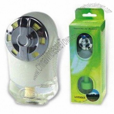 Car Vent Air Freshener with 10mL Fragrance Volume