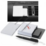 Car Vent Note Pad With Pen