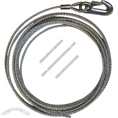 Car Wire Tow Rope