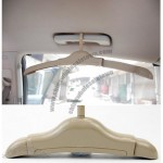 Car dual multifunctional hanger, car clothes rack