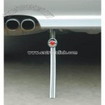 Car glisten static electricty tube