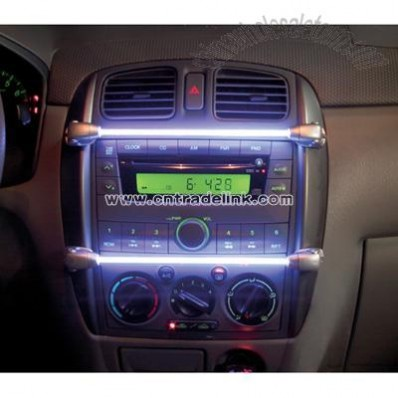 Car neon dash light