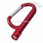 Carabiner Clasp with LED Light