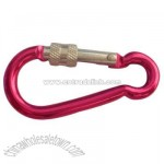 Carabiner Hook with Lock