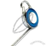 Carabiner Tape Measure Steel Tape