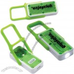 Carabiner Whistle Bright Safety Light