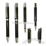 Carbon Fiber Pen Series with Chrome Parts