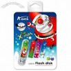 Card Christmas USB Flash Drive