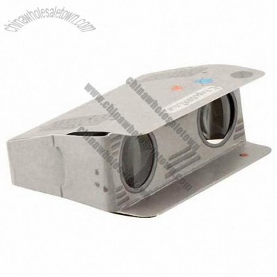 Cardboard Foldable Binoculars for Kids