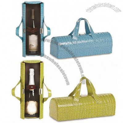 Carlotta Clutch Wine Carrier