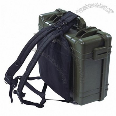 Carries the Pad Bag with Shoulder Strap For Waterproof Case