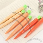 Carrots Gel Pen