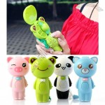 Cartoon Animal Portable Mini Spray Fan