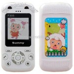 Cartoon Children Phone