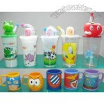 Cartoon Cups