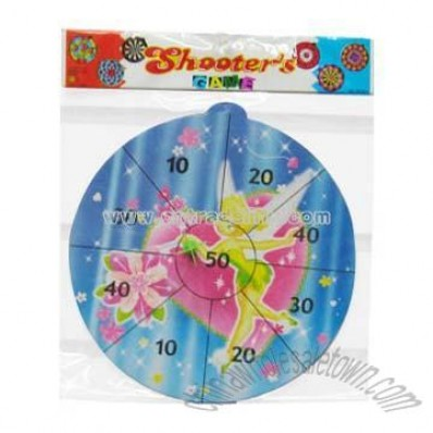 Cartoon EVA Magnetic Dartboard
