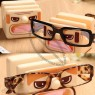 Cartoon Eyeglasses Holder Mobile Phone Display Stand