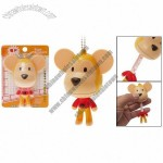 Cartoon Monkey Shape Retractable Tape Measure Ruler