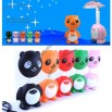 Cartoon Rechargeable LED Desk Lamp
