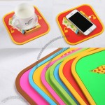 Cartoon Square Silicone Insulation Pad