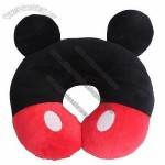 Cartoon U Shape Sleeping Pillow Car Pillow Doll